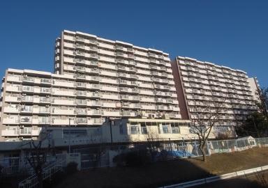 【外観】新ゆりグリーンタウンポプラ街区2号棟
