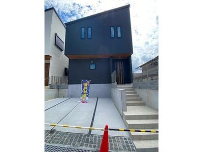 【外観】広陵町5丁目 新築戸建