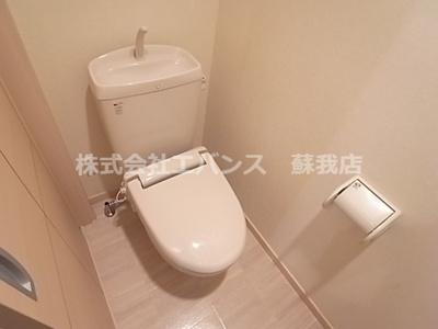 【トイレ】アンプレッセ
