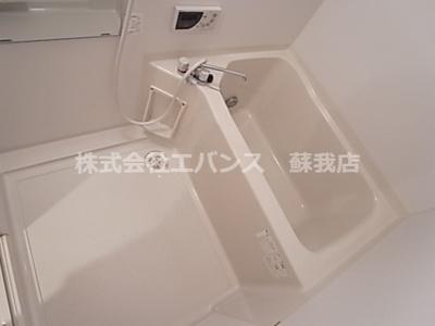 【浴室】アンプレッセ