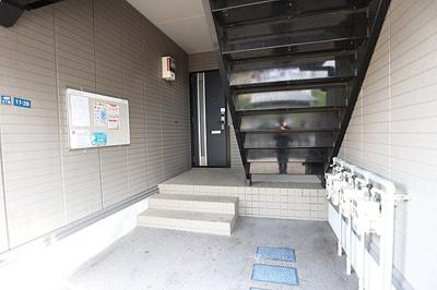 【その他共用部分】カーサクレール B棟