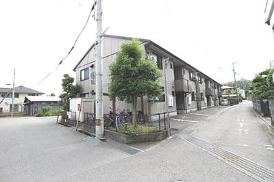 【外観】カーサクレール B棟