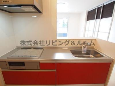 【キッチン】ラ・ドルチェヴィータ A棟