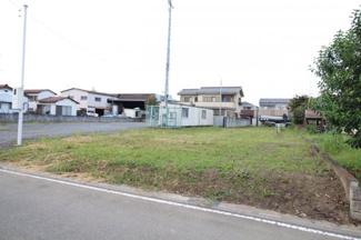 【外観】川越市府川 建築条件なし売地 東武東上線『川越駅』バス20分