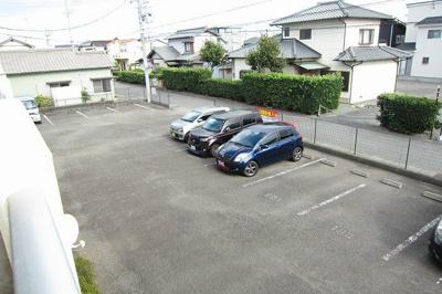 【駐車場】BSマンション