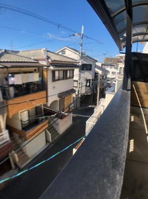 【展望】大阪市城東区今福南2丁目 中古戸建