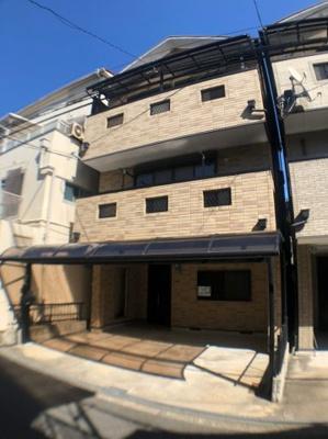 【外観】大阪市城東区今福南2丁目 中古戸建