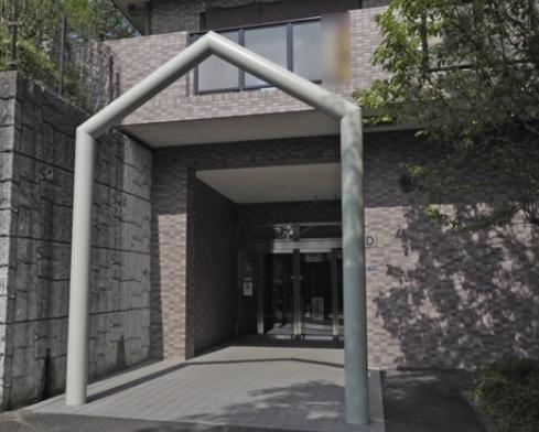 【エントランス】イトーピア百合ガーデンハイツD棟