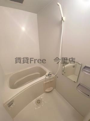 【浴室】ルーセント森ノ宮 仲介手数料無料