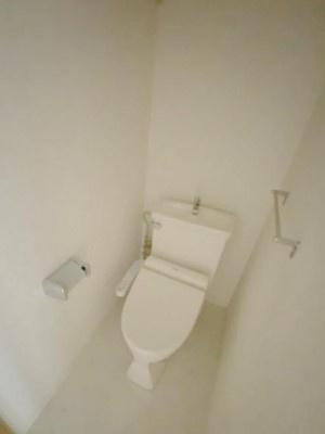【トイレ】コンフォール中野