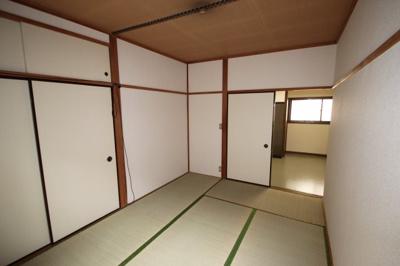 【和室】キミヅカハイツ