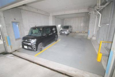 【駐車場】アメニティノーブル