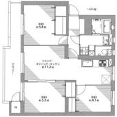 西三田住宅4 7号棟の画像