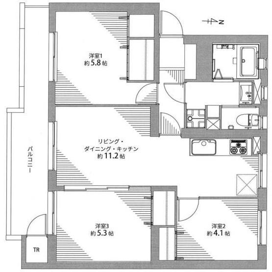 【その他】西三田住宅4 7号棟