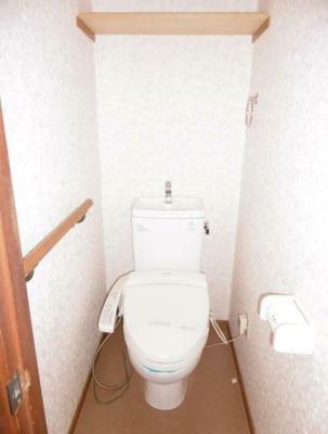 【トイレ】金子貸家