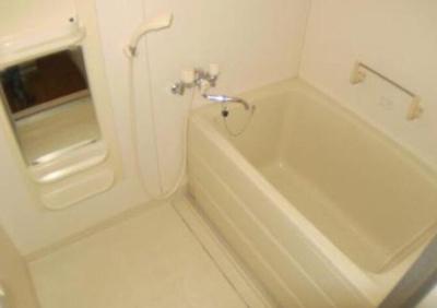 【浴室】ロイヤルハイム高砂