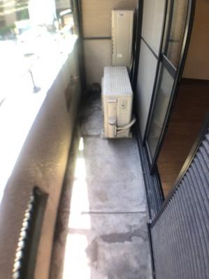 【バルコニー】大阪市城東区成育3丁目 中古戸建