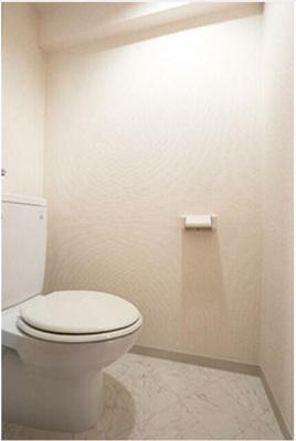 清潔感のあるトイレ(同一仕様)