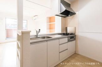 【キッチン】ルポゼ ポワン