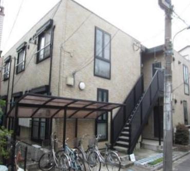 JR京浜東北線「大森」駅より徒歩圏内のアパートです