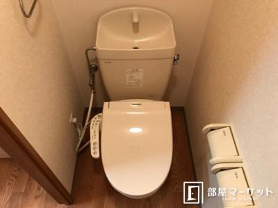【トイレ】ブルーサンズ1号館