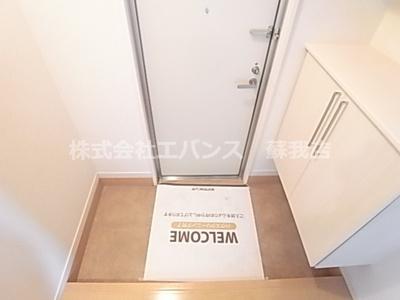 【玄関】ハイツバンビス