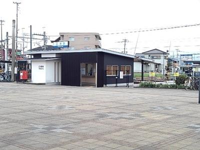 西鉄三潴駅まで170m