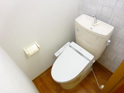 【トイレ】水久保コーポ