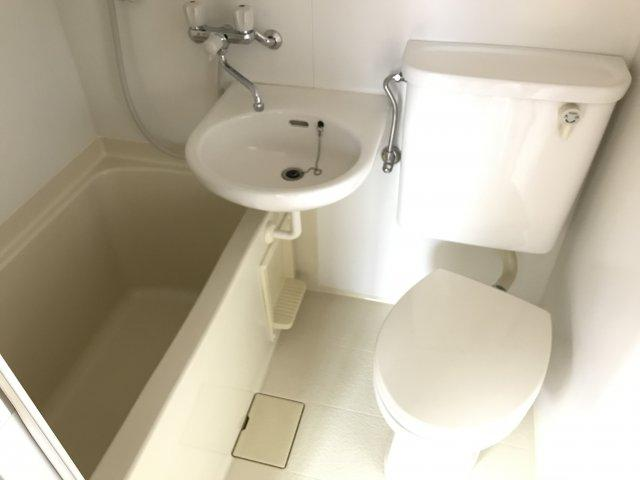 【浴室】プチジョンジョコ