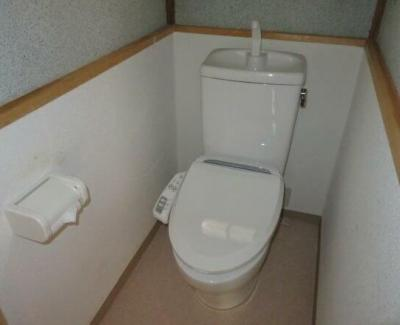 【トイレ】矢部貸家