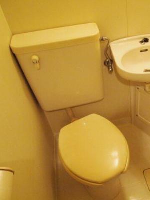 【トイレ】パラドーム東雪谷