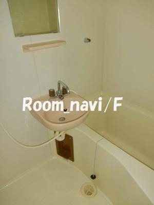 【浴室】クレセント南千住
