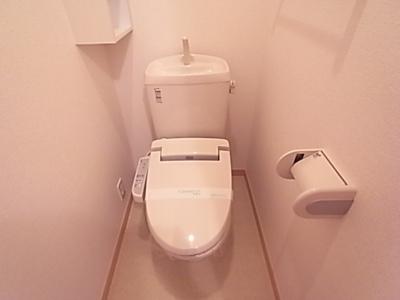 【トイレ】ヴァンベール千晴