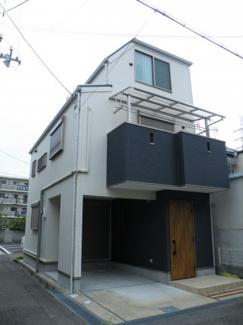 【外観】尼崎市大庄西町 中古戸建