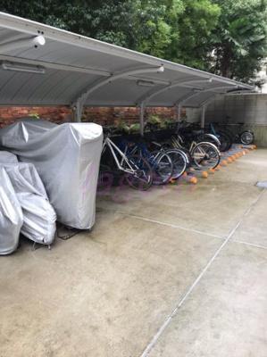 駐輪場・バイク置き場