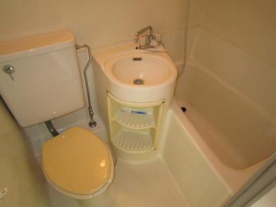 【浴室】カサベラ花隈