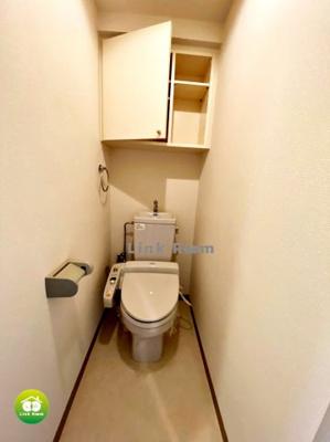 【トイレ】サンテミリオン門前仲町