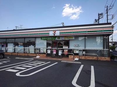 セブンイレブン蒲生寿町店まで550m