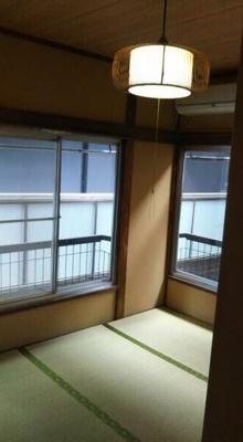【居間・リビング】糀谷アパート