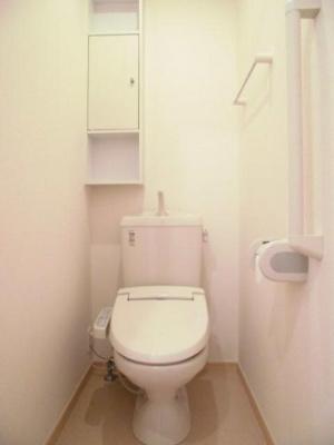 【トイレ】グランツ城西