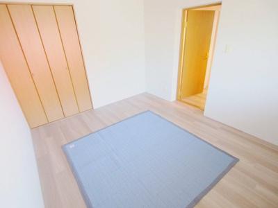 【寝室】グランボヌール上安