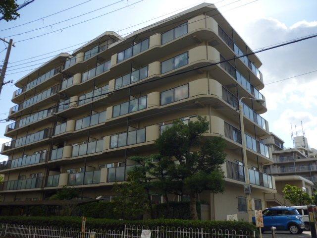 【外観】サンハイツ灘(灘区大石東町)