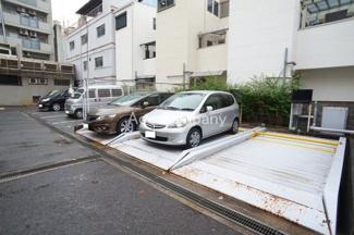 駐輪場・バイク置き場もあります♪