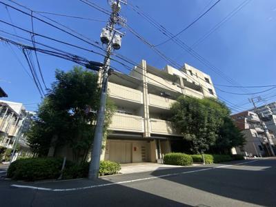 【外観】グランイースト高田馬場四丁目