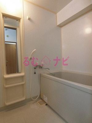 【浴室】クレセント高宮