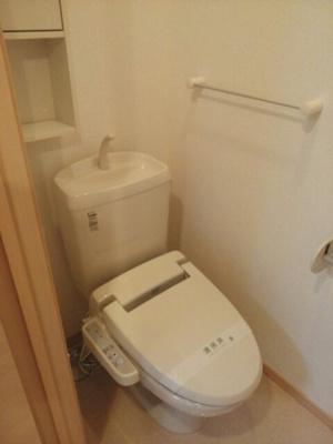 【トイレ】プラムフィル