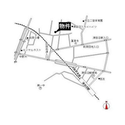 【地図】ニューシャルマン