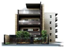 オープンレジデンシア表参道神宮前ザ・ハウスの画像