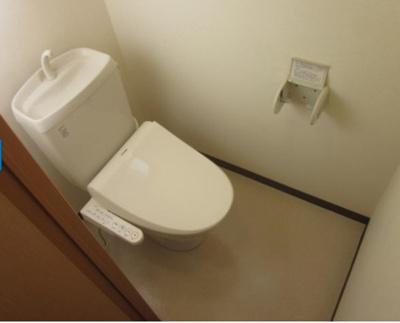 【トイレ】サザンコートⅥ・