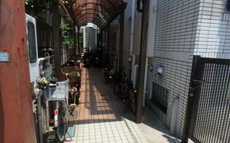 【エントランス】兵庫県伊丹市昆陽2丁目一棟マンション